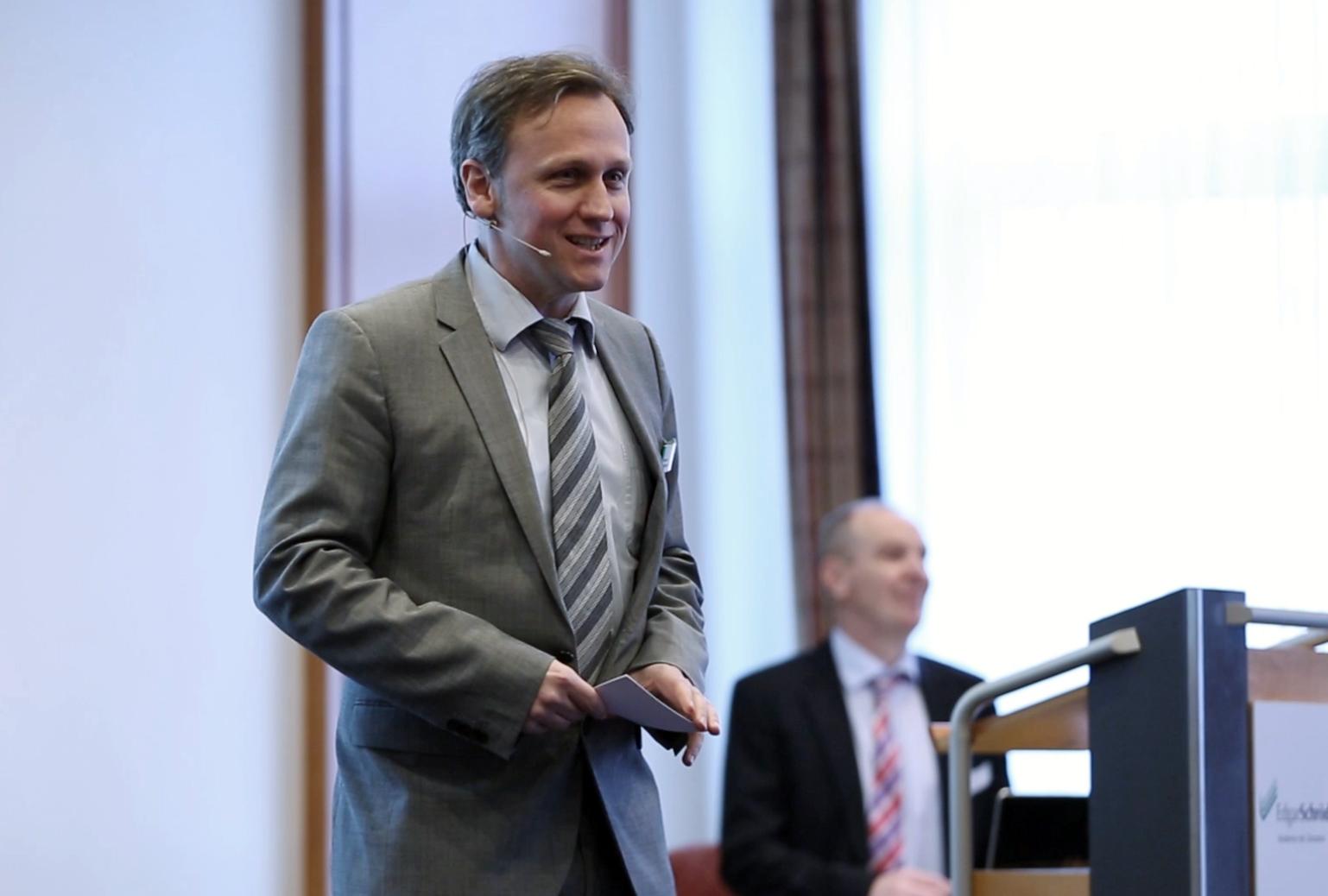 Sven Astheimer, ES Unternehmerforum, Eventvideo