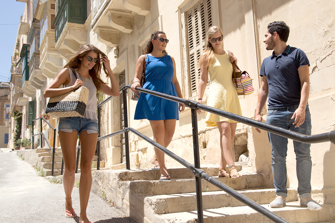 Recruitingvideo Malta, Work and Study