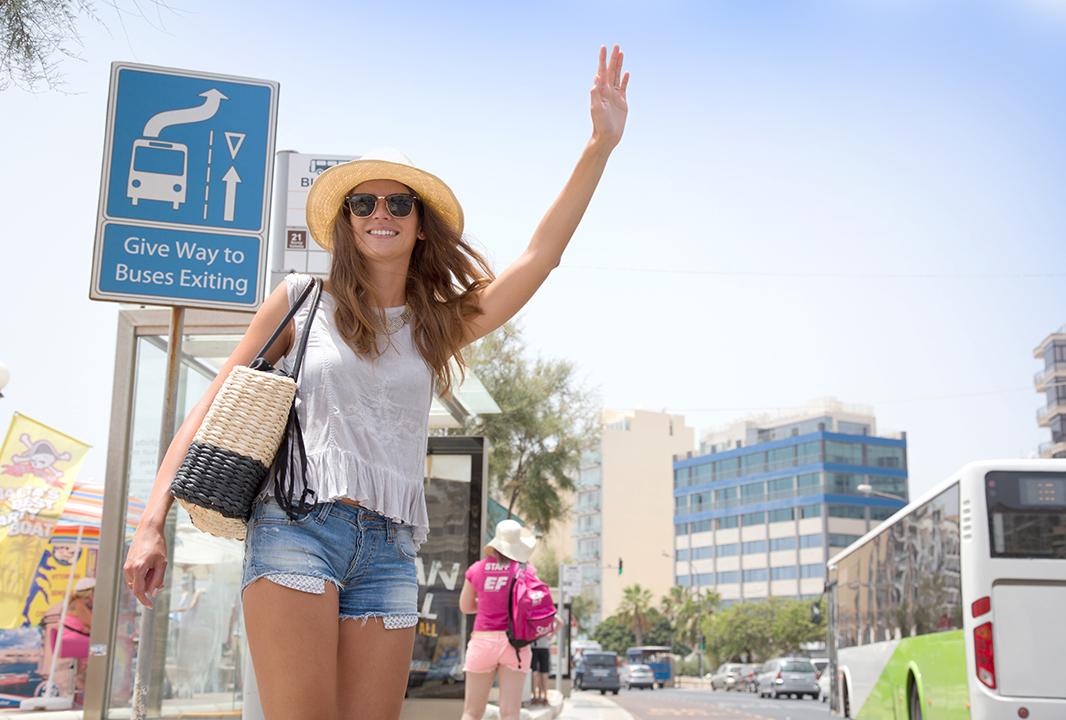 Bushaltestelle Malta Recruitingvideo