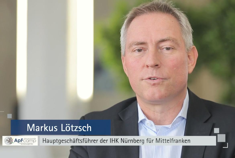 Markus Lötzsch IHK Hauptgeschäftsführer
