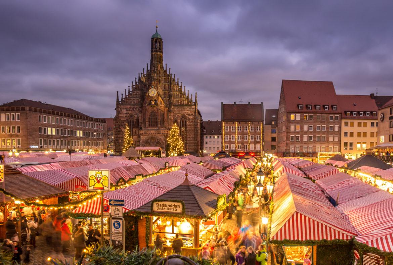 Virtual Reality: Eine 360° Tour über den Nürnberger ...